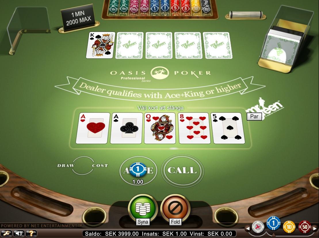 Poker på internet
