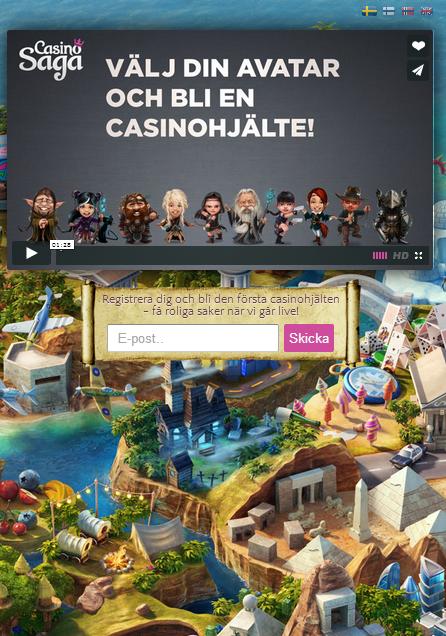 casino saga världen